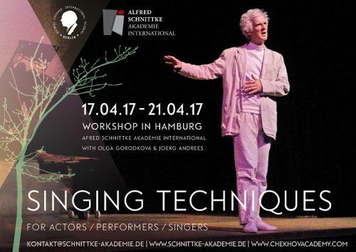 Singing Techniques for Actors